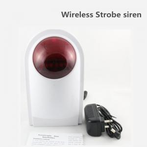 Cheer GS-SS07 outdoor wirless strobe and sound siren for alarm system