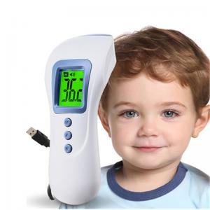 DT-9836 Non-Contact Digital LCD Laser IR Infrared Gun Thermometer, baby thermometer