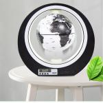 6' magnetic levitation globe with bluetooth speaker, clock,night light